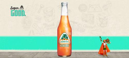 Jarritos Mandarin 0,37L