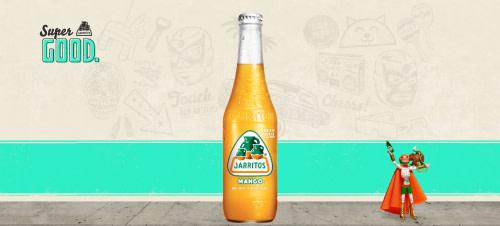 Jarritos Mango 0,37L