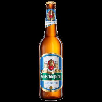 Feldschlößchen  alkoholfreies Pilsner 0,5l