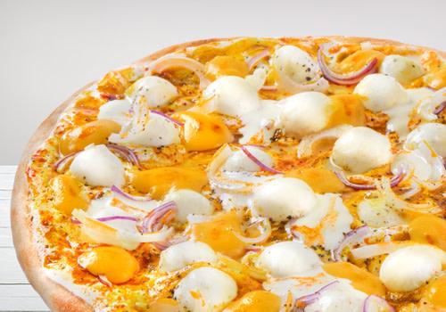 Pizza Cheese & Onions (Big Monkey)