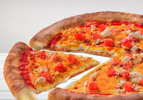 Pizza Cheesey Cheesey (Jumbo)