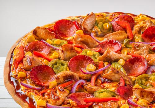 Pizza Texas (Jumbo)