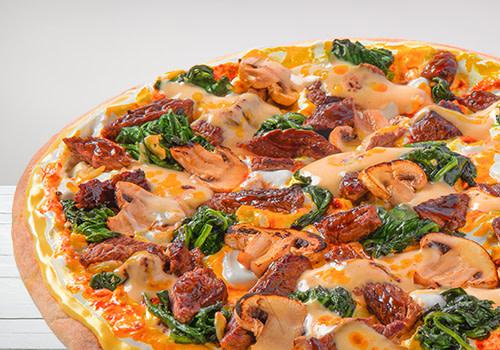 Pizza Wunderland (Jumbo)