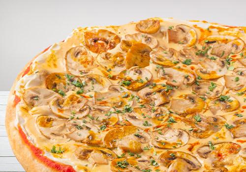 Pizza Funghi (Single)
