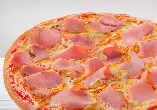 Pizza Prosciutto (Jumbo)