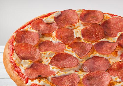 Pizza Salami (Jumbo)