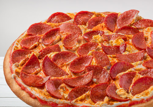 Pizza Sucuk (Jumbo)