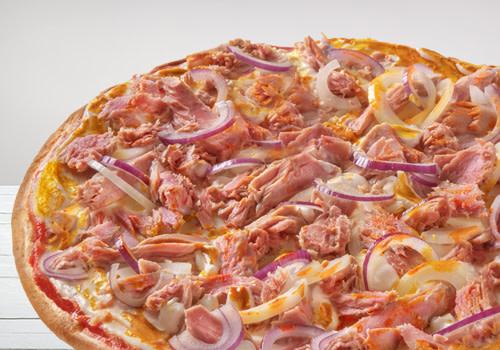 Pizza Tonno (Big Monkey)
