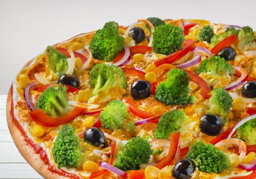Pizza Vegetaria (Big Monkey)
