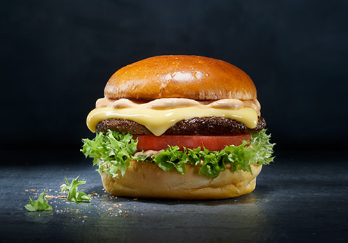 Burgertest - Bernsteiner