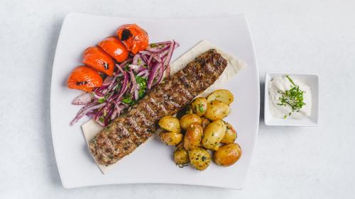 Schisch Kabab vom Lamm