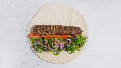 Schisch Kabab - Wrap vom Lamm