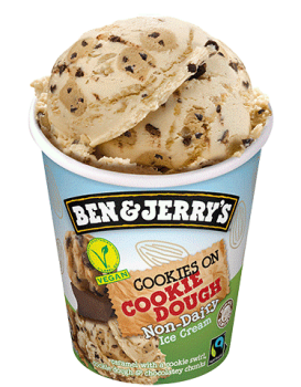 Cookies on Cookie Dough (vegan) 500ml
