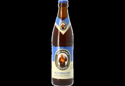 Franziskaner Alkoholfrei 0,5l