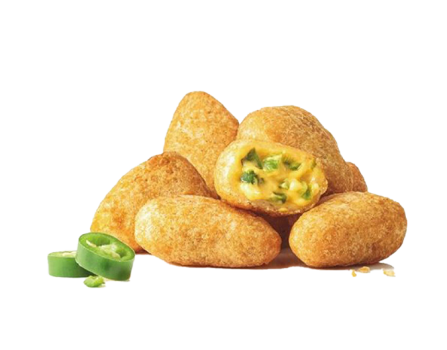 8 x Chilli Cheese Nuggets (v,y)