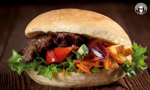 TOP SECRET Burger II