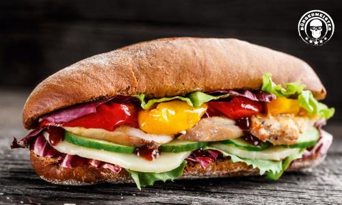 G-Lader Sandwich