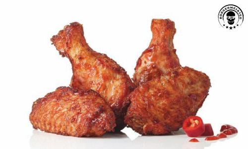 Chick'n Wings