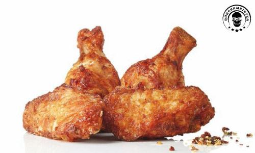 Western Chick'n Wings (6 Stück)