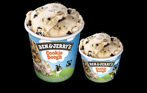 Cookie Dough 465 ml