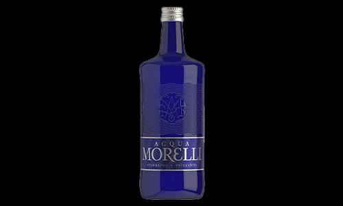 Wasser Acqua Morelli Sparkling 0,75l