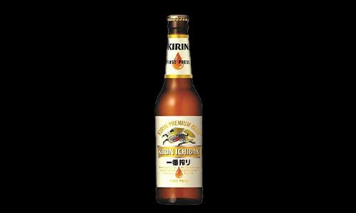 Kirin Ichiban Premium Bier 0,33l
