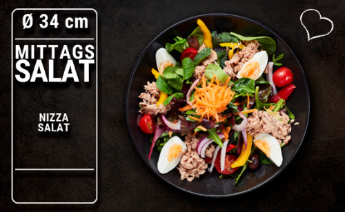 Lunch Salat Nizza