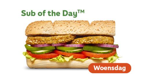 Sub of the day - Vegan supreme