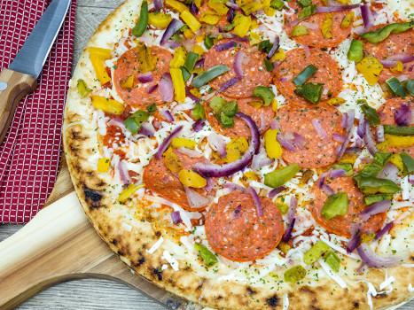 Pizza Bifi Deluxe