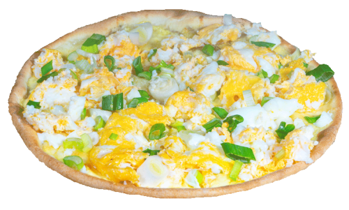Rührei Pizza Big 32cm <sup>F,S,V</sup>