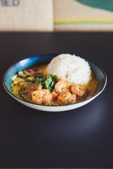Thai Curry Garnele