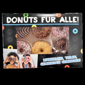 6er Donut Box