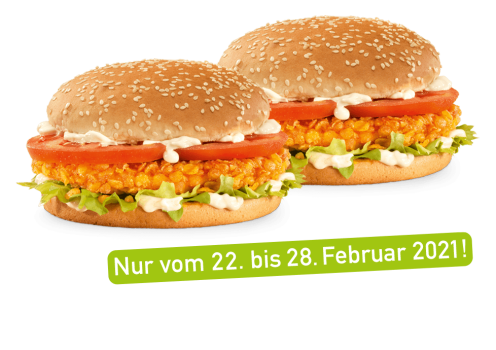 Crunchy Burger Bundle