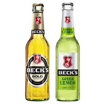 Becks Gold 0,33l