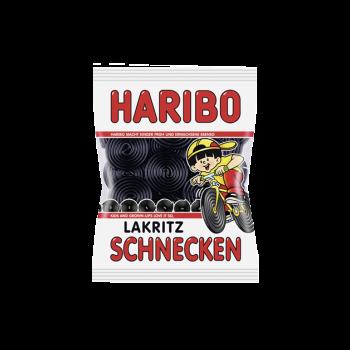 Haribo Lakritz-Schnecken 200g