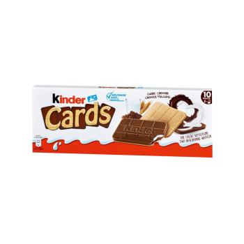 Ferrero Kinder Cards 128g Pg.
