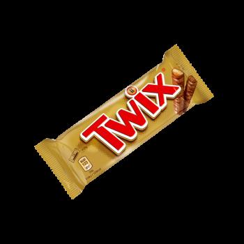 Twix Single 50g Rg.
