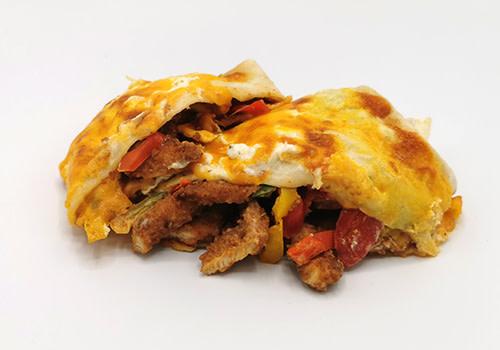 Burrito Crispy Caliente