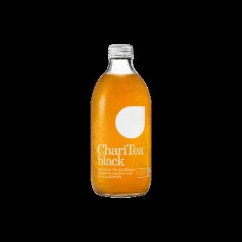 ChariTea Bio black darjeeling 0,33l
