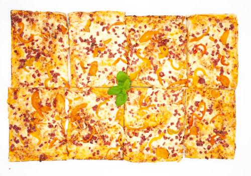 Pizza Salame/Paprika 8er Box