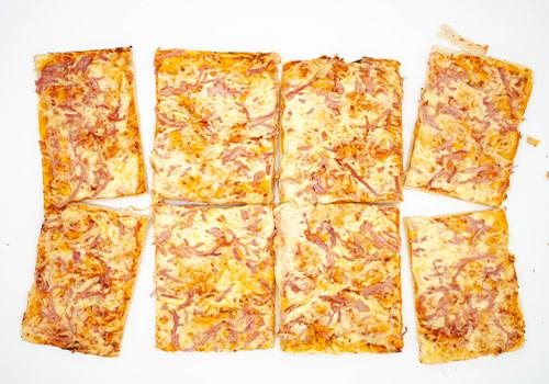 Pizza Prosciutto 8er Box