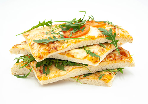 Pizza Veggie 4er Box