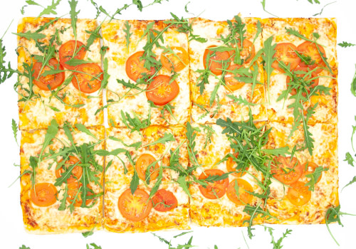 Pizza Veggie 8er Box