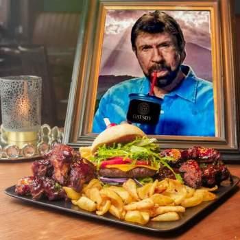 Chuck Norris Häppchen