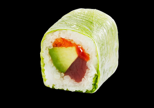Spicy Tekka Maki