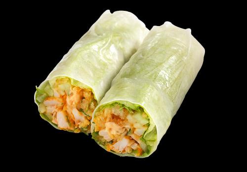 Shrimp Tartar Maki