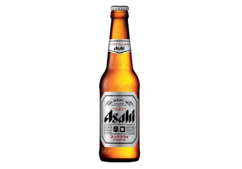 Bier Asahi