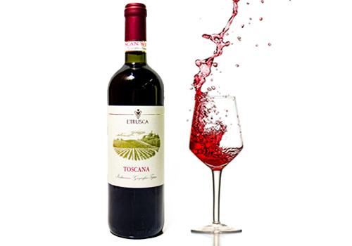 Rosso Toscana 0,75l