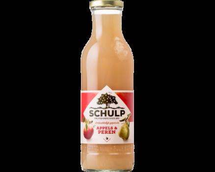 Schulp BIO Apfel-Birnensaft 0,2l