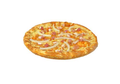 Pizza Bacon [26]